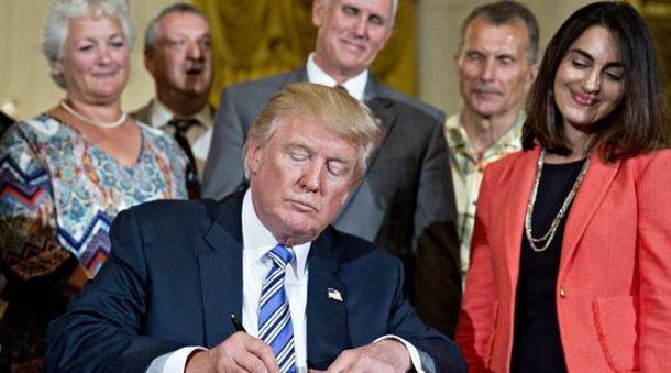 Трамп готовится подписать закон об усилении санкций против России