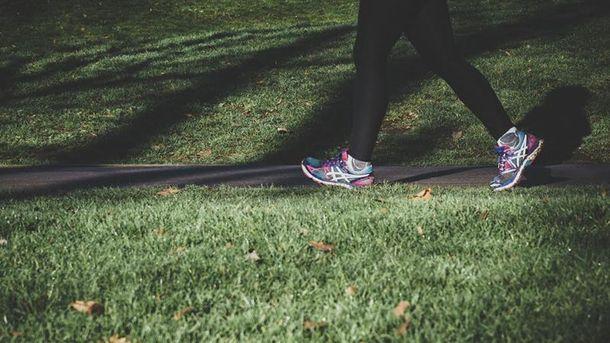 Что есть, когда вы занимаетесь пробежкой