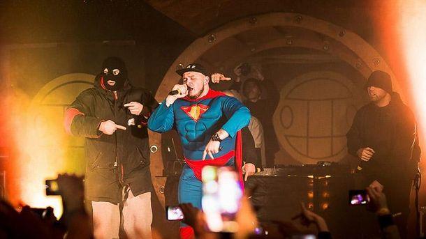 Группа «Грибы» даст бесплатный концерт наДонбассе