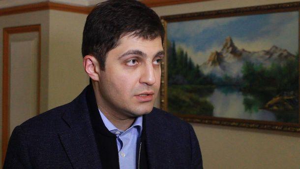 Давід Саквалерідзе