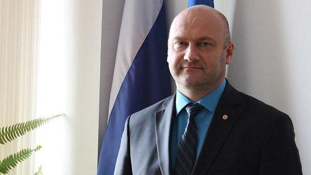 Депутат Державної думи Росії Павло Шперов