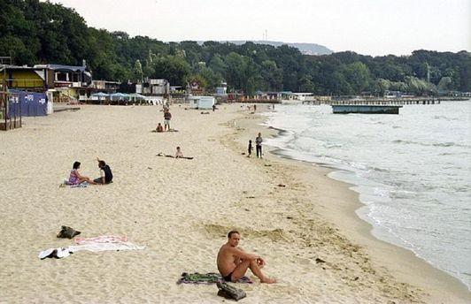 Отдыхающие в Болгарии