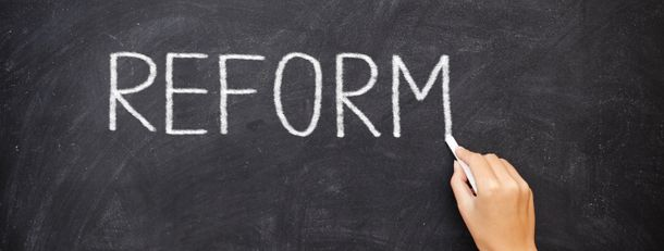 Де реформи?