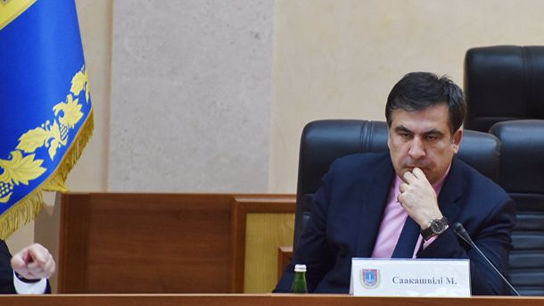 Почему Саакашвили лишили украинского гражданства: 10 причин