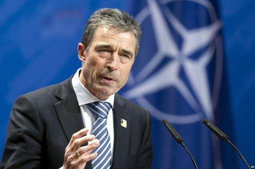 Андерс Фог Расмуссен закликав ЄС підтримати нові санкції проти Росії