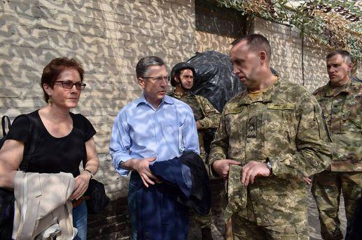 Волкер считает, что предоставление оружия Украине не несет никакого риска