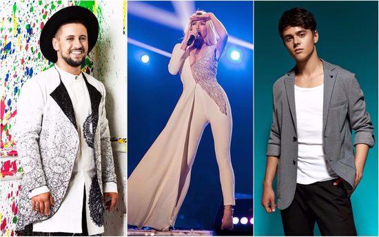 Украинские звезды на российском фестивале