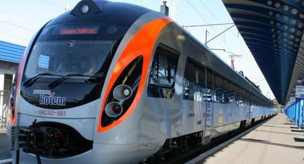 Перемышль: С24-го августа назначена 2-ая пара поездов Киев