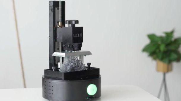 Бюджетний 3D принтер