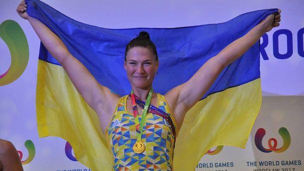 Українська збірна завоювала 4 золоті й одну бронзову медалі