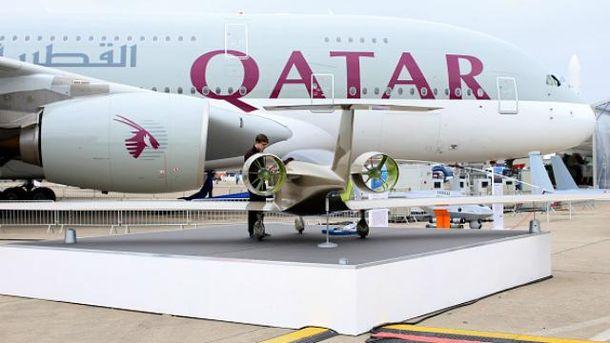 Qatar Airways начинает полеты из Украины