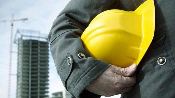 Молодой строитель погиб в Киеве (Иллюстрация)