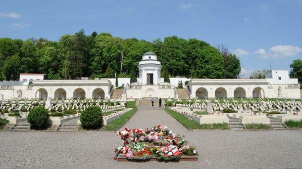 Мемориал орлят во Львове