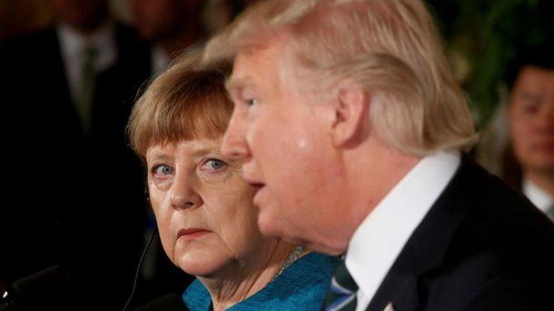 Германия не хочет приостанавливать строительство