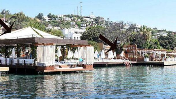 Стрельба на курорте в Турции