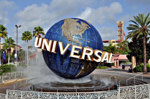 Universal Studios Florida, Орландо, Флорида, США