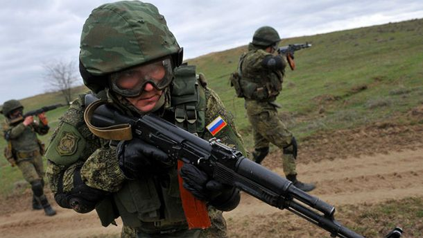 Российская Федерация несобирается возвращать Украине Крым,— командующий Вооруженных сил США