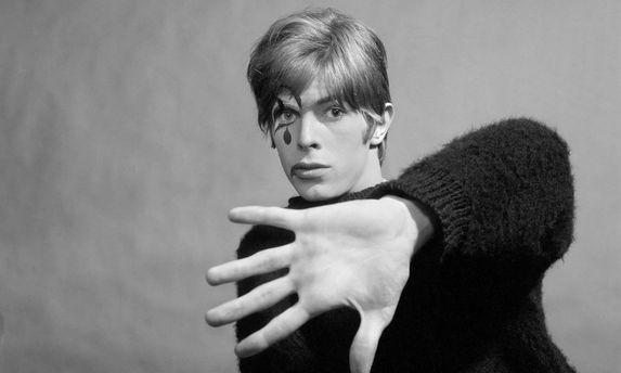 Неизвестная фотосессия Дэвида Боуи