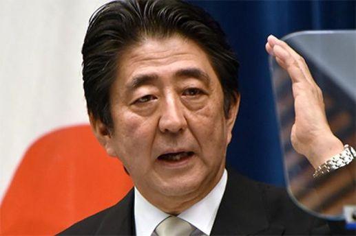 Сіндзо Абе закликав Росію та Китай  збільшити тиск на КНДР