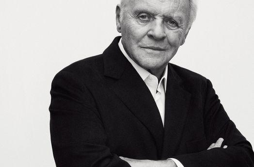 79-летний Энтони Хопкинс стал лицом мужского бренда одежды: изысканные фото