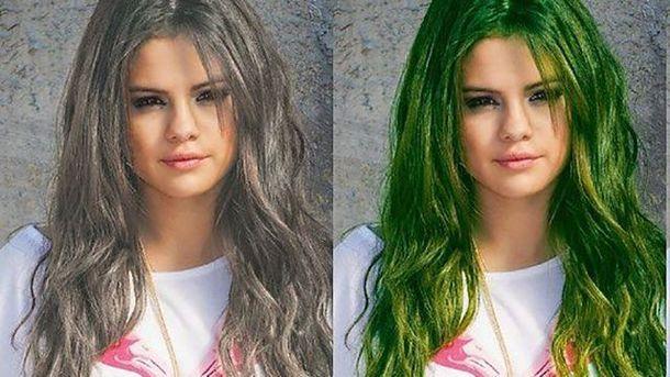 Приложение Teleport легко изменит ваш цвет волос