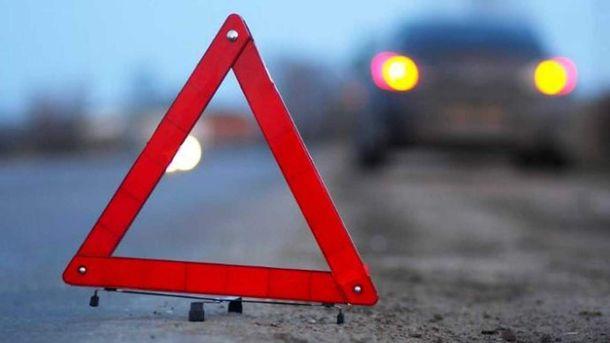 Авария на Киевщине