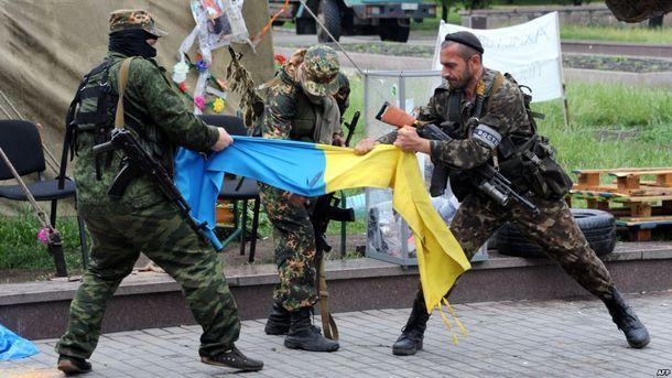 Ситуация на Донбассе тревожная
