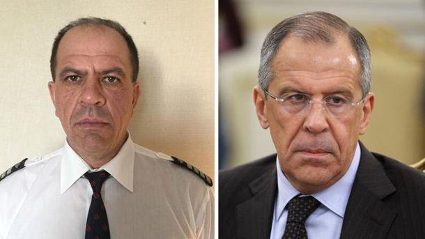 Український пілот-герой здивував відповіддю щодо фото Лаврова