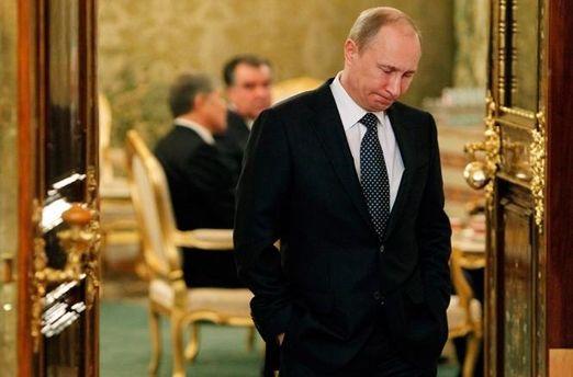 Відомий карикатурист посміявся над Путіним через санкцій-відповідей Заходу