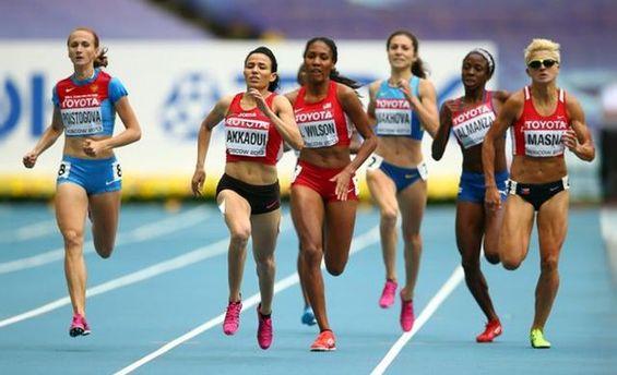 На чемпіонаті світу з легкої атлетики заборонили вмикати гімн Росії