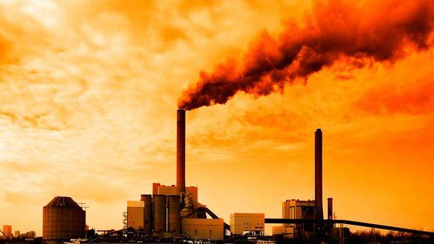 Человечество выбросило в атмосферу больше углекислого газа чем океаны и леса могут абсорбировать за год