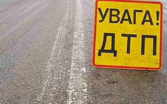 УВолинській області вантажівка збила трьох підлітків