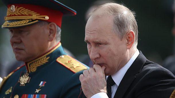 Путін не має сил і ресурсів для активізації бойових дій