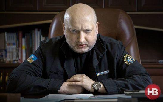 Турчинов вказав напринизливий момент усанкціях проти Росії