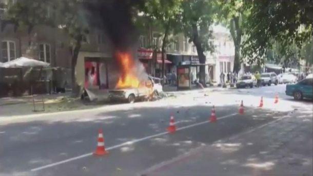 СБУ затримала організаторів теракту вОдесі