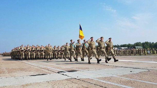 Військові НАТО покажуть свою могутність уКиєві