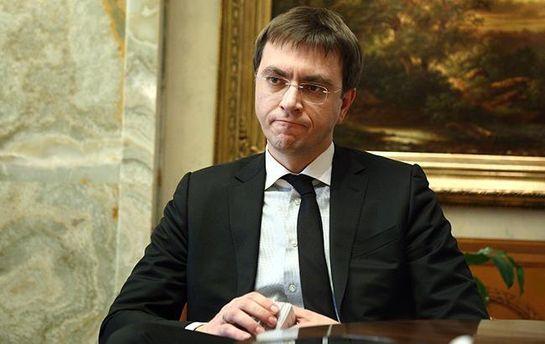 Омелян: Суд визнав незаконним виведення «Укрзалізниці» з підпорядкування Мінінфраструктури