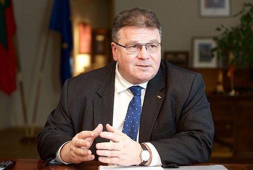УМЗС Литви зробили несподівану заяву щодо долі Саакашвілі