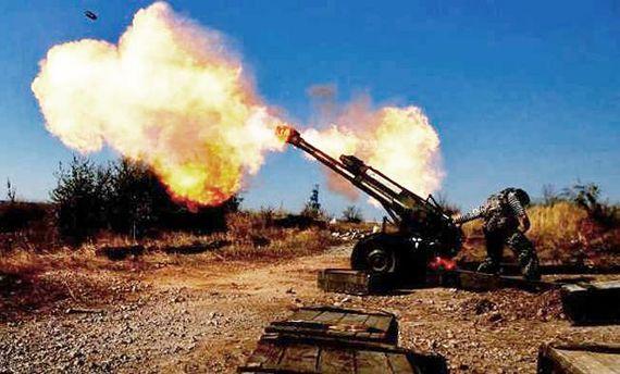 Ситуація узоні АТО: сепаратисти зосередили обстріли наМаріупольському напрямку