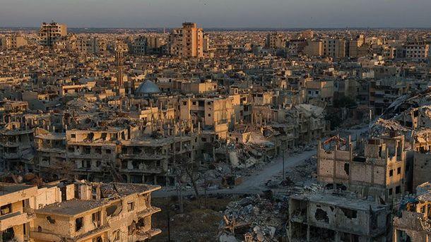 Урядові війська взяли під контроль місто всирійській провінції Хомс— правозахисники
