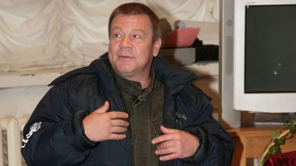 Артист Сергей Селин попал в«черный список» сайта «Миротворец»