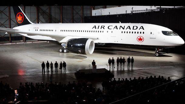 Два пасажирські літаки зіткнулися уканадському аеропорту