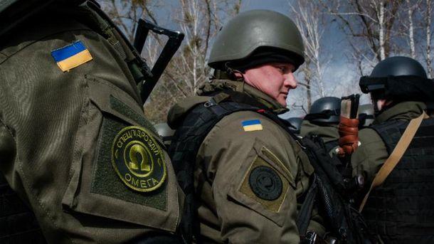 В Україні стартував позачерговий призов до Нацгвардії
