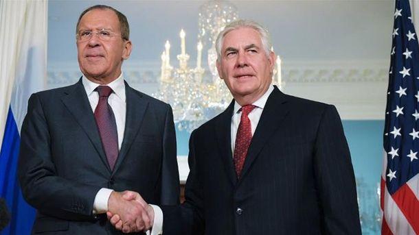 Встреча состоялась сразу после расширения США антироссийских санкций