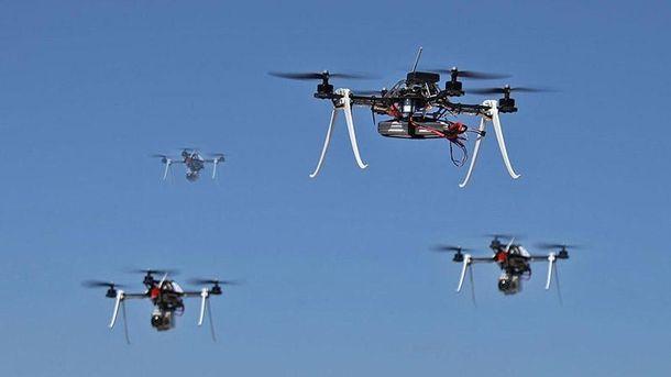У США знищуватимуть дрони