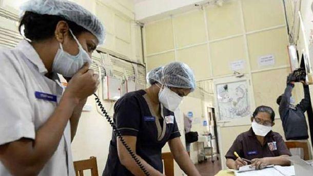 Спалах епідемії в Індії