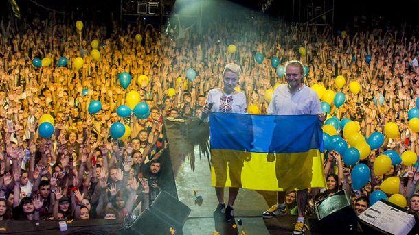 Российский канал сделал с фестиваля