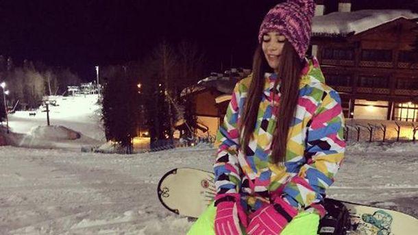 Дочь украинского военного отдыхает в Крыму и России