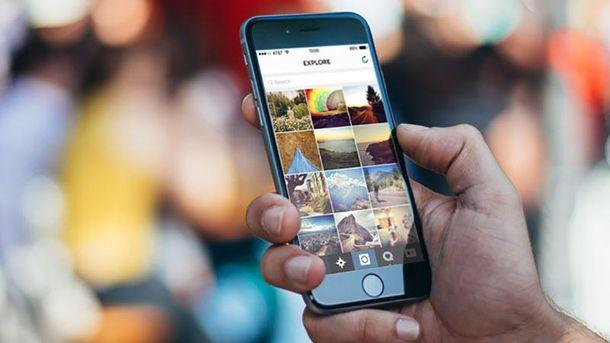 Рейтинг хештегов в Instagram