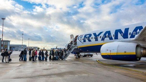 Омелян рассказал о планах Ryanair